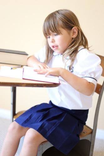 School Belle Skort