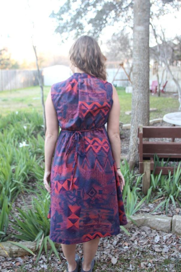 Burda 120 Dress